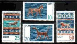 DDR 1229-1232 Postfrisch ** (16279) - [6] République Démocratique