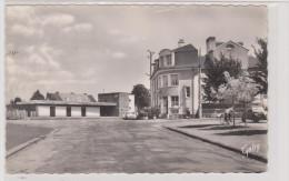 MONTFORT SUR MEU. Place De La Gare - Zonder Classificatie