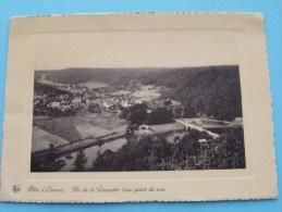 Alle S/ Semois Pic De La Girouette 2me Point De Vue / Anno 1937 ( Zie Foto Details ) !! - Vresse-sur-Semois