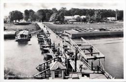 DEVENTER - Schipbrug Over De Ijssel, Karte Gel.1931, 2 Marken - Deventer
