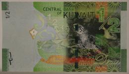 KUWAIT 1/2 DINAR 2014 FdS/UNC #B951 - Kuwait
