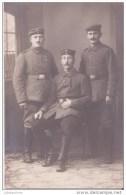 MILITAIRE  CARTE PHOTO DES SOLDAS ALLEMANDS  CPA BON ÉTAT - Weltkrieg 1914-18