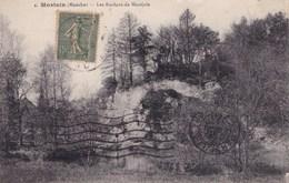 MORTAIN LES ROCHERS DE MONTJOIE (dil142) - France