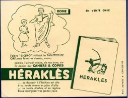 Buvard : Cahiers Et Copies Héraklès. - Papeterie