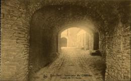 N°249 MMM 74  BOUILLON  INTERIEUR  DU CHATEAU ET PREMIER VOUTE DU FORTIN - Bouillon