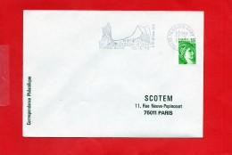 ROUEN  (( Jeanne D'Arc )) - Marcophilie (Lettres)