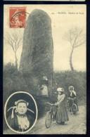 Cpa Du 22  -- Ploeuc -- Menhir De Bayo     AA16 - Unclassified