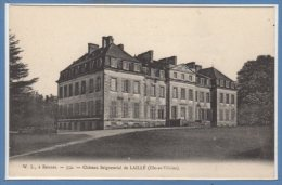 35 - LAILLE --  Chateau Seigneurial - France