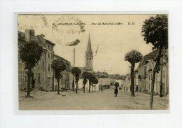 CHATEAU-SALINS /////   Rue Du Maréchal_ Joffre - Chateau Salins