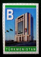 "MONUMENT ""B"" 2004 - NEUF ** - YT 189 - MI 184 - AUTO-ADHESIF - Turkménistan"
