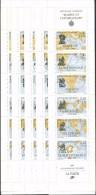 France 1988 - Marins&Explorateurs - Carnet, YT BC 2523, Neuf**, 5x, Non Plie - Booklets