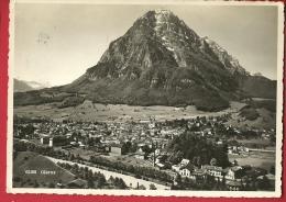 EZY-02  Glarus. Gelaufen, Feldpost - GL Glaris
