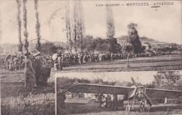 MONTLUEL- AVIATION - Montluel