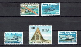 PAPUA NEW GUINEA...1980's....mh - Papua New Guinea