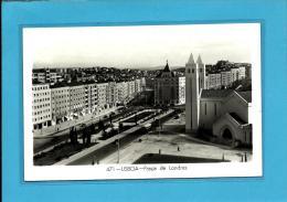 LISBOA - Praça De Londres 1956 - Portugal - DULIA N.º 471 - 2 Scans - Lisboa