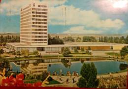 A69-MAMAIA RESORT,HOTEL PERLA,1977,POSTCARD,ROMANIA - Romania