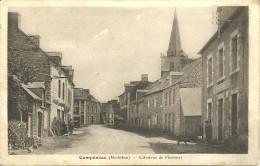 CAMPENEAC -l'arrivée De Ploermel - France