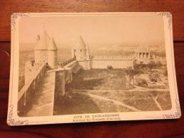 1880-1900 Photos Cite De Carcassonne  (11 Aude ) - Photographs
