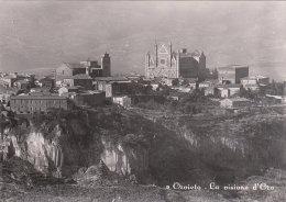 ORVIETO (Umbria. Italia). Cartolina / Postcard & Etichetta / Label HOTEL DUOMO - Terni