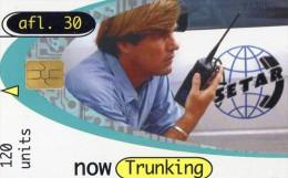 TELECARTE  ARUBA  120 Units/afl.30  Téléphone  *****5 - Telefoni