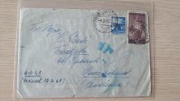 Italia 1948 Letter Da Roma  Per Australia, Euro - 6. 1946-.. Republic