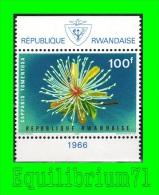 157A** - Fleurs I / Bloemen I - RWANDA - 1962-69: Neufs