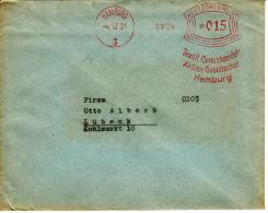 Deutsches Reich, Textil Grosshandel, Hamburg, 1931 (5916) - Textile