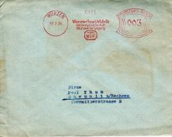 Deutsches Reich, Wurzner Teppichfabrik, Wurzen, 1936 (5919) - Textile