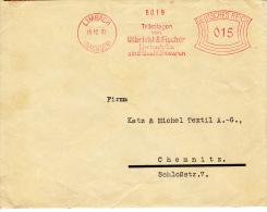 Deutsches Reich, Trikotagen Von Ulbricht & Fischer, Limbach, 1931 (5935) - Textile