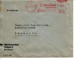 Deutsches Reich, Reichs-Gartenschau Stuttgart, 1939 (5964) - Végétaux