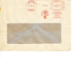 Deutsches Reich, Gruschwitz, Textilwerke, Neusalz, 1933 (5970) - Textile