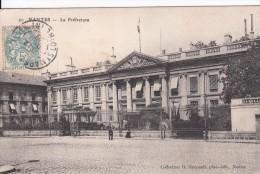 Cp , 44 , NANTES , La Préfecture - Nantes
