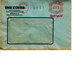 Deutsches Reich, Beatextil, Berlin, 1933 (5976) - Textile