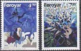 1997 - Faeroer 311/12 Europa - Faroe Islands