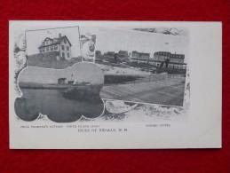 OCEANIC HOTEL ISLES OF SHOALS ETATS UNIS