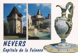 58-----NEVERS---capitale De La Faience---voir 2 Scans - Nevers