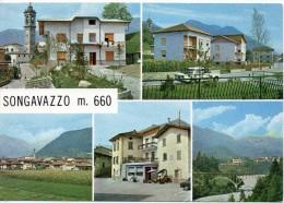 Lombardia-bergamo-songavazzo Vedute Songavazzo - Autres Villes
