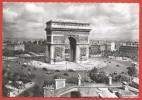 CARTOLINA VG FRANCIA - PUBBLICITARIA BIOSEDRA ITMO - Paris - Arc De Triomphe E Place De L'Etoile - 10 X 15 - ANN. 1957 - Publicidad