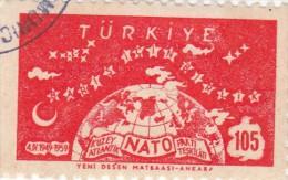 Turchia - 1 Val. Used - Turkey