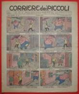 356/1  CORRIERE DEI PICCOLI   30 MARZO 1947 N.13  SENZA PIEGA CENTRALE SUPPLEMENTO SETTIMANALE - Corriere Dei Piccoli