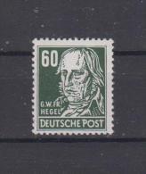 DDR  1952 Mich.Nr.338 VbXI **geprüft König 90,- - [6] République Démocratique