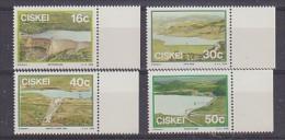 Ciskei 1989 Dams 4v ** Mnh (23904A) - Ciskei