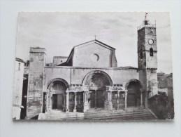Eglise Abbatiale Façade - Anno 1967 ( Zie Foto Voor Details ) !! - Saint-Gilles