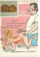"""716/2 - A DEGUSTER """" LES MICHES """" TENDRES ET DOREES .... (  NUE NUS NU ) ALEXANDRE - Alexandre"""