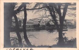"""02073 """"(CHILE) VALDIVIA"""" BARCHE.  CART.  ORIG.  SPED. 1934 - Chile"""