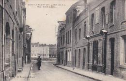 SAINT VALERY EN CAUX.Rue Saint Léger. - Saint Valery En Caux