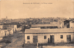 ¤¤   -   DJIBOUTI    -   Le Village Indigène     -  ¤¤ - Gibuti