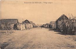¤¤   -   DJIBOUTI    -   Village Indigène     -  ¤¤ - Gibuti