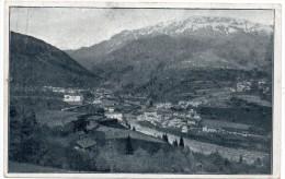 Friuli Venezia Giulia-udine-paularo Veduta Panorama Di Paularo Anni 20 - Andere Steden