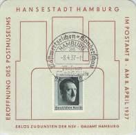 MiNr. 646 Briefstück Deutsches Reich - Germania